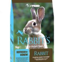 بهترین غذای کامل خرگوش