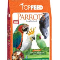 غذای خشک طوطی سانان تاپ فید مدل Parrot Complete Feed
