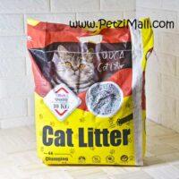 خاک ساده گربه
