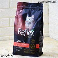 غذای خشک گربه رفلکس آنتی هیربال
