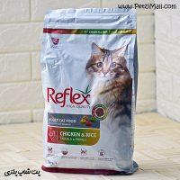 غذای گربه رفلکس مولتی کالر